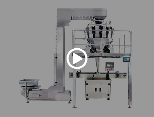 Solid Filling Machine Video