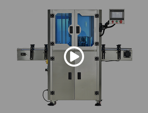 High Volume Fully Auto Round Can Sealing Machine Video