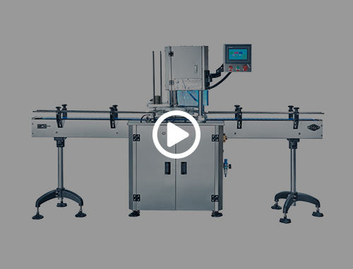 Servo Fixed Speed Sealing Machine Video
