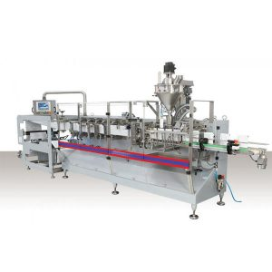 Horizontal Form-Fill-Seal sachet-and-doypack-powder Packaging Machine