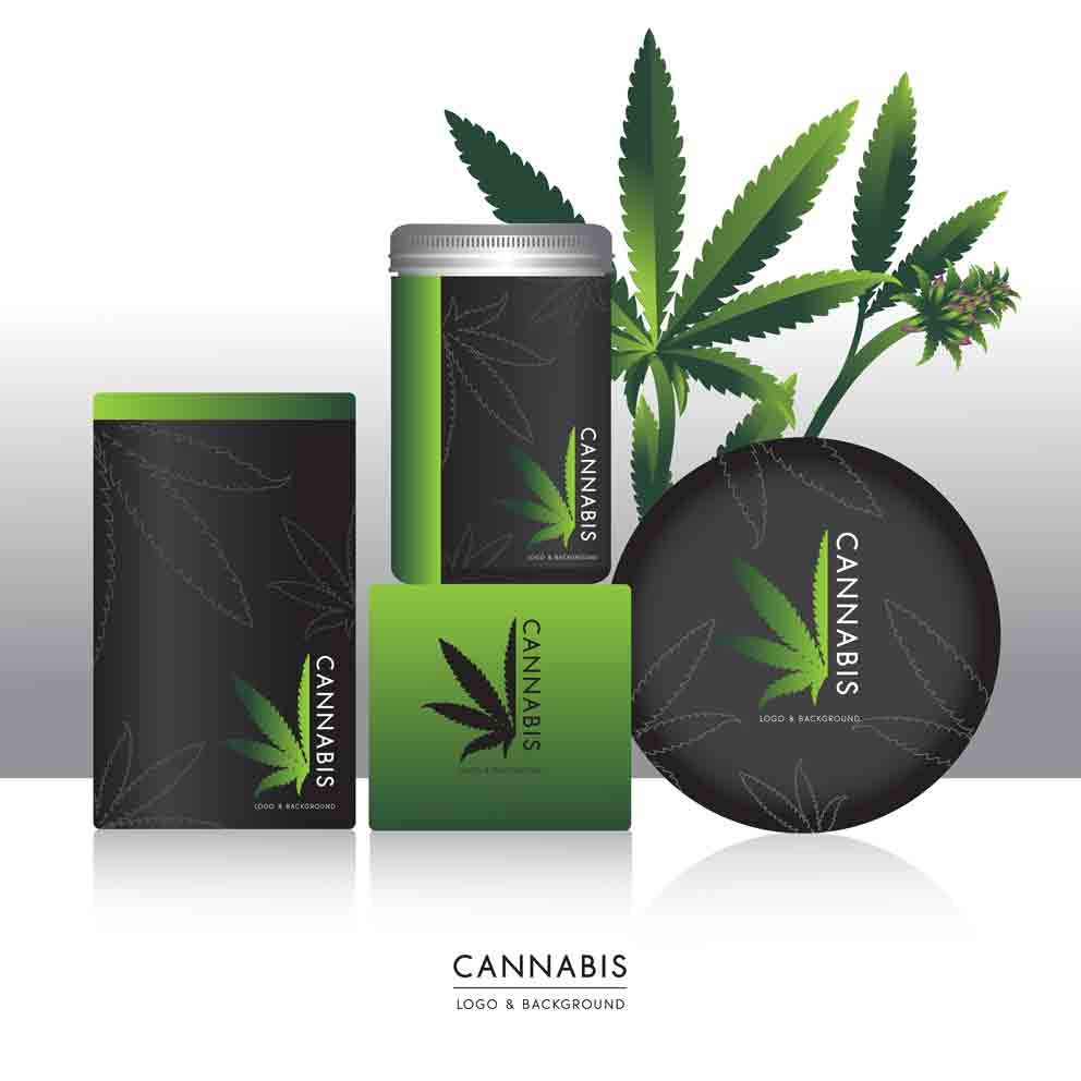 Cannabis-marijuana-Packaging-product-label-and-logo-graphic-template_1013910790