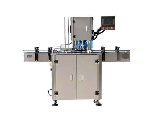 High Volume Fully Auto Round Can Sealing Machine