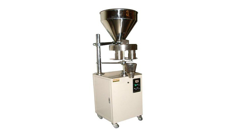 Manual auger powder filling machine
