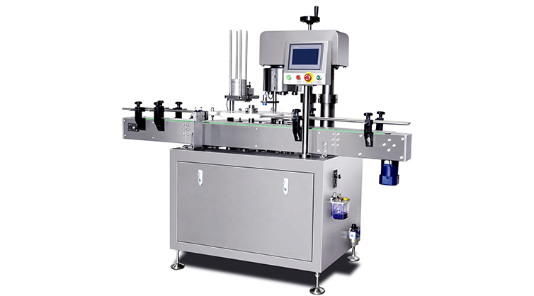 Rotary Powder Can Sealing Machine