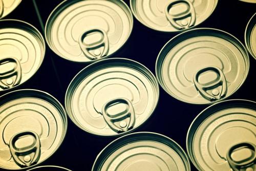 Nitrogen Flush Packaging Cans