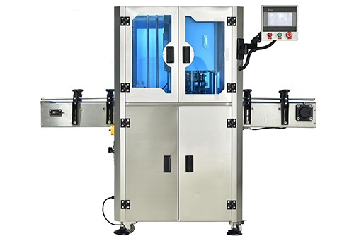 LevaPack High Volume Fully Auto Round Can Sealing Machine