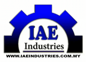 IAE Industries Trading & Services Logo