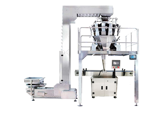 Solid Filling Machine (Multihead Weigher)