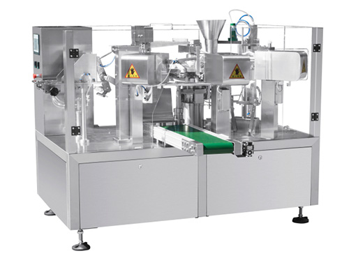 Premade Pouch Packaging Machine for granule2