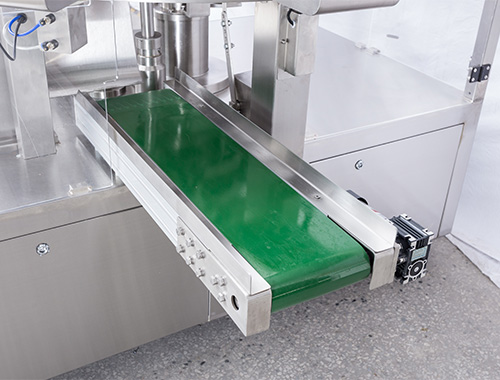 Conveyer of Premade Pouch Packaging Machine