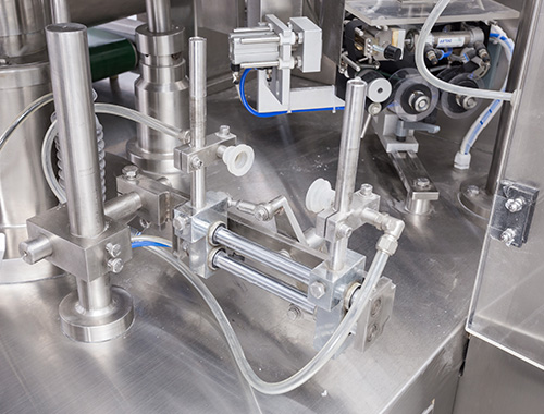 Premade Pouch Packaging Machine for powder details