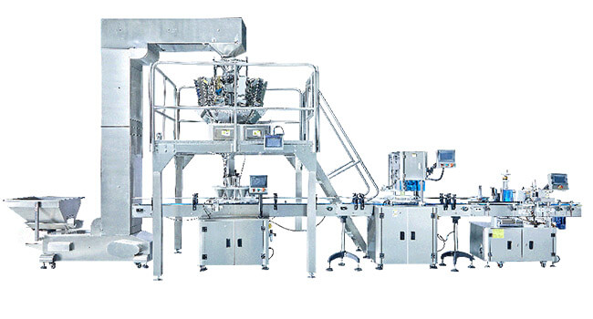 solid canning line